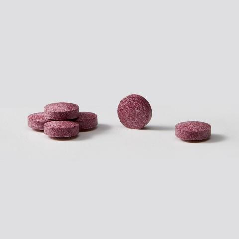 [면역추천][공식 홀랜드앤바렛] 크랜베리 비타민 C & E (100정/1개월분)