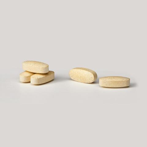 [면역추천][공식 홀랜드앤바렛] 에이비씨 플러스 씨니어 종합비타민&무기질 (120정/4개월분)